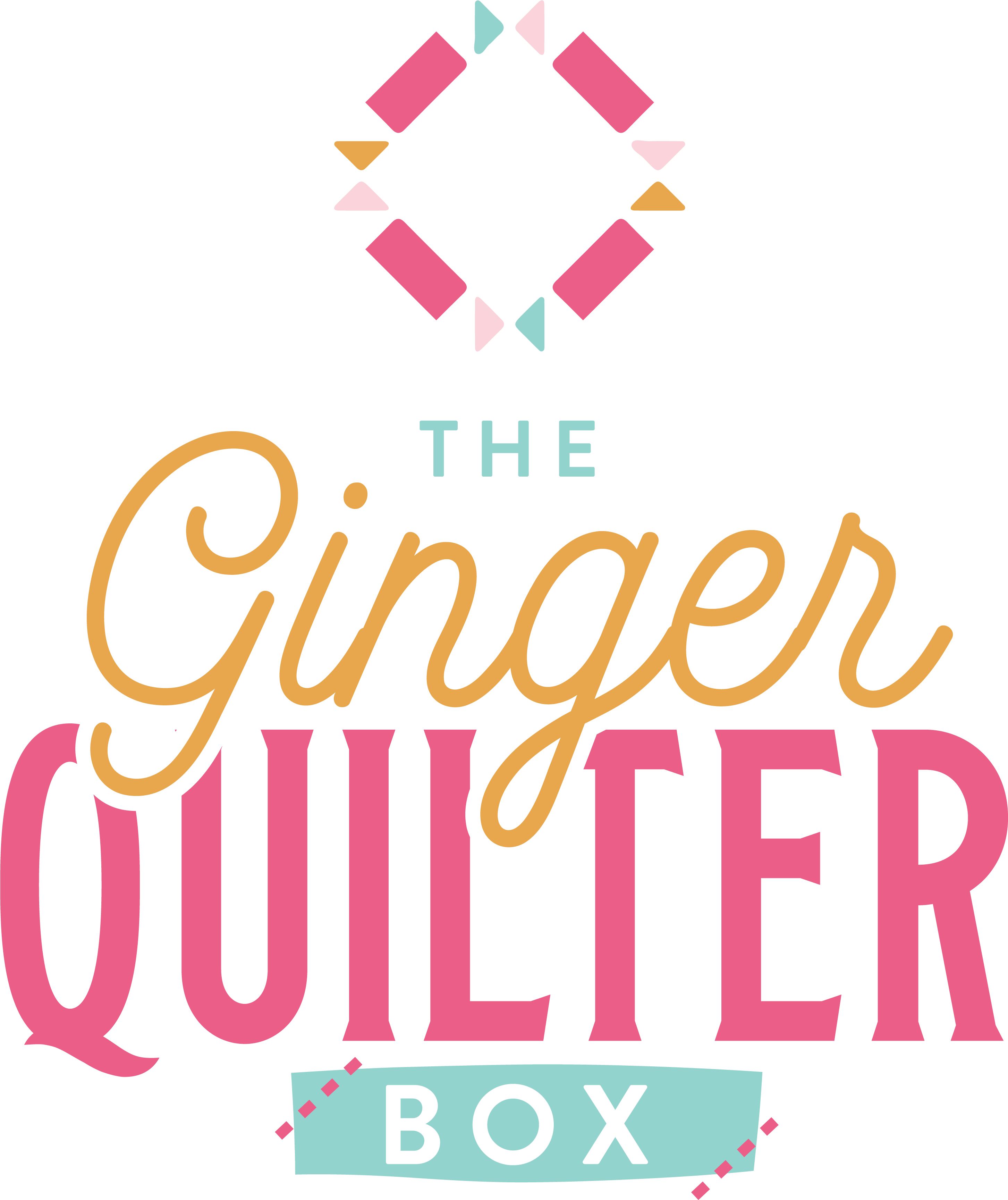 The Ginger Quilter Box